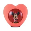 正版 Disney迪士尼 米奇米妮 米妮 LED USB心型小夜燈 床頭燈 擺飾燈 公仔擺飾 COCOS BB500