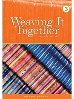 二手書博民逛書店 《Weaving It Together: Book 3 (College ESL)》 R2Y ISBN:0838442226│MiladaBroukal