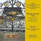【停看聽音響唱片】【黑膠LP】馬斯莫.法羅三重奏:古典心,爵士情