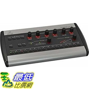 [7美國直購] 調音臺 BEHRINGER P16-M 16-Channel Digital Personal Mixer Black & Grey, (P16M)