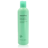 韓國 innisfree 綠茶薄荷洗髮精 300ml ◆86小舖 ◆