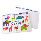 35元/個 [周年慶特價] 原價100元 HFPWP 空白筆記本 (B5) 動物園隨手記 環保材質 台灣製 LYCB5