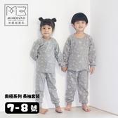 【愛吾兒】米諾娃 Minerva 南極系列 長袖套裝 7-8號 (MV2342)