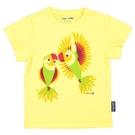 法國 COQENPATE 短袖T 鸚鵡 (2-6Y)