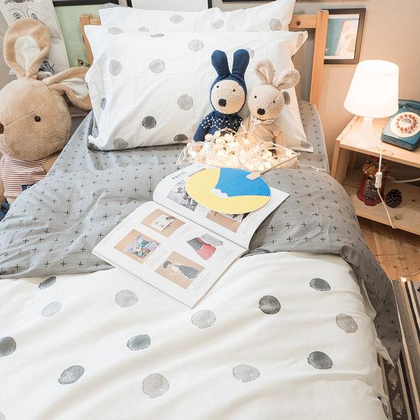黑糖珍珠 S4單人床包+涼被3件組 100%精梳棉  台灣製 棉床本舖