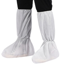 一次性防護鞋套 防疫加厚靴套無紡布 透氣 防水 防塵 腳套【GC350 352】EZGO
