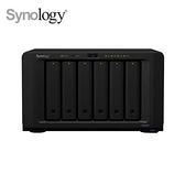 【綠蔭-免運】Synology DS1621+ 網路儲存伺服器