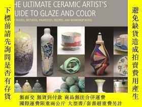 二手書博民逛書店Glaze:罕見The Ultimate Ceramic Art