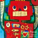 可愛風 無框畫 油畫 複製畫 木框 畫布 機器人掛畫 男孩房 壁飾【鋼鐵人】