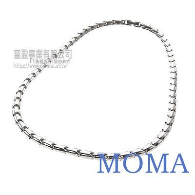 【MOMA】純鈦子彈項鍊-M11L