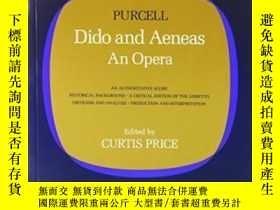 二手書博民逛書店Dido罕見And Aeneas: An Opera (nort