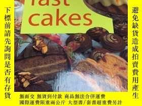 二手書博民逛書店fast罕見cakes(神話般的 糕和甜品)Y461705