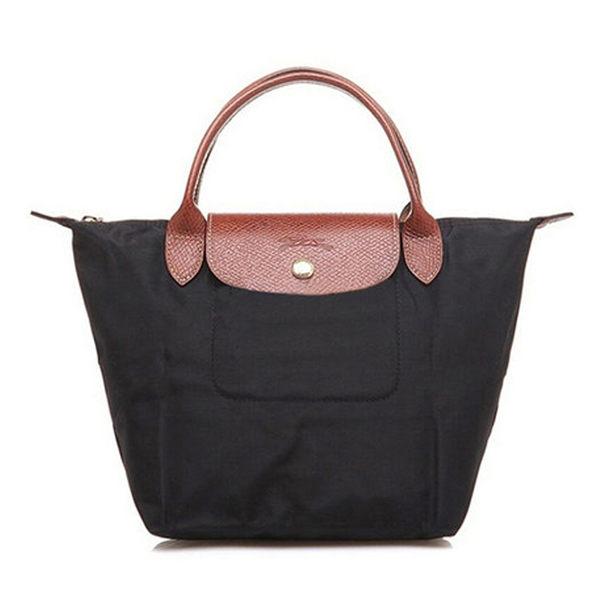 Longchamp 1621 089 001 水餃包 尼龍折疊短柄迷你手提包十六色現貨預購