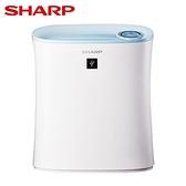 SHARP夏普空氣清淨機FU-H30T-W【愛買】