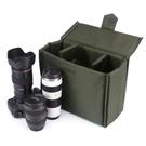 数码微单反相机套便携摄影相机内胆包单肩包双肩背包内胆收纳袋包