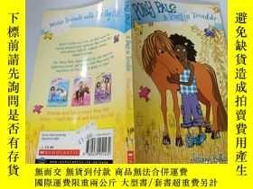 二手書博民逛書店Pony罕見Pals:A Pony in Trouble 小馬朋友:有麻煩的小馬Y200392