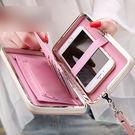 【TT459~464】6splus 5.5可裝下 手機通用 長夾 大款高跟鞋 琺瑯 手機包 皮夾 零錢包 手機殼 note5 sony