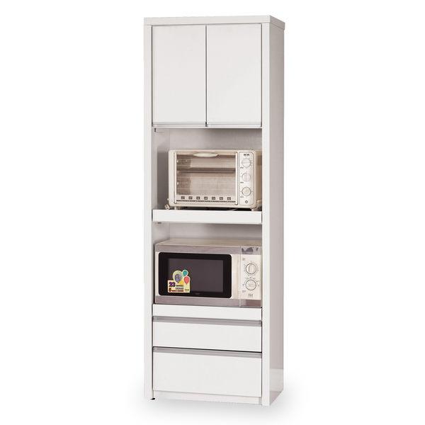 收納櫃【時尚屋】[C7]卡洛琳2尺收納櫃C7-935-2免組裝/免運費/收納櫃