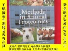 二手書博民逛書店Methods罕見In Animal Proteomics (1