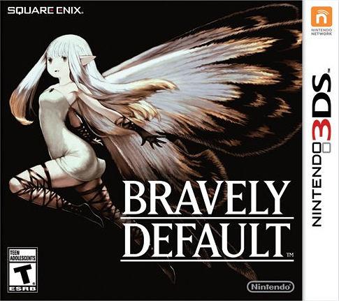 3DS Bravely Default: Flying Fairy Bravely Default: Flying Fairy(美版代購)