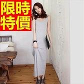 洋裝-長袖個性時尚流行韓版連身裙61a42【巴黎精品】