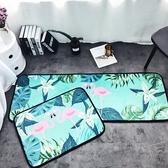 時尚創意地墊255 廚房浴室衛生間臥室床邊門廳 吸水長條防滑地毯(50*150cm)