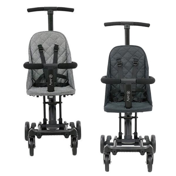 英國 JOLLY 輕便摺疊手推車-豪華款(2色可選)