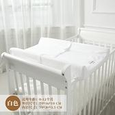 兒童換尿布臺寶寶按摩護理臺新生兒兒童床換衣撫觸臺便攜式【快速出貨八折下殺】