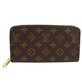 Louis Vuitton LV M42616 M60017 ZIPPY 新版經典花紋拉鍊長夾 全新 現貨【茱麗葉精品】