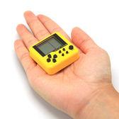 日本gamepoke扭蛋掛件 迷你俄羅斯方塊遊戲機掌上遊戲機掌機休閒