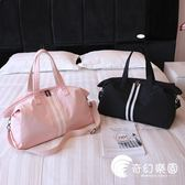 運動包-網紅旅行包女手提袋行李包大容量輕便短途男運動干濕分離健身包小-奇幻樂園