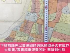 二手書博民逛書店1922年臺北市街圖罕見Map of TaiwanY424 臺北田淵石版印刷所