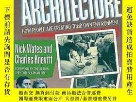 二手書博民逛書店Community罕見ArchitectureY364682 Charles Knevitt Penguin