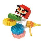 《 Nano Block 迷你積木 》NBC-275 不倒翁掉落遊戲╭★ JOYBUS玩具百貨