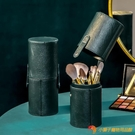 化妝刷桶便攜帶蓋防塵刷子眼影化妝眉筆刷具筒粉底刷收納盒【小獅子】