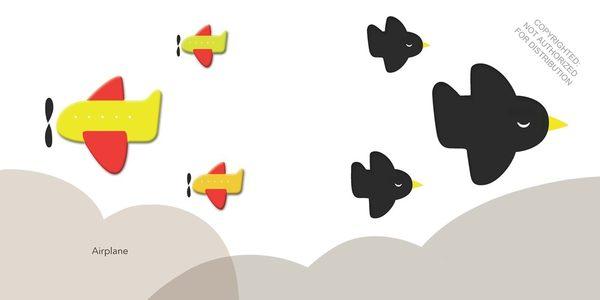 【高質感幼兒認知書】TOUCH THINK LEARN : VEHICILES  /硬頁書 《主題:交通工具》