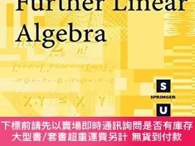 二手書博民逛書店Further罕見ar AlgebraY255174 Thomas S. Blyth Springer 出版