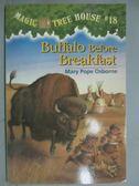 【書寶二手書T5/原文小說_GJE】Buffalo Before Breakfast_Osborne, Mary Pop
