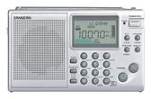 ^聖家^SANGEAN山進調頻立體 / 調幅 / 短波專業化數位型收音機 ATS-405【全館刷卡分期+免運費】