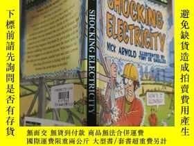 二手書博民逛書店shacoking罕見electricity 沙焦電...Y200392