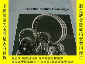 二手書博民逛書店Needle罕見Roller Bearings。Y226574