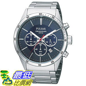 [美國直購 ShopUSA]Pulsar Chronograph PT3003 Mens Watch$3485