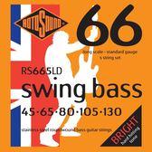 小叮噹的店 英國ROTOSOUND RS665LD (45-130) 五弦電貝斯弦 不銹鋼 旋弦公司貨