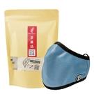 PYX品業興 P輕薄型口罩 - 晴空藍+茶圖誌茶包組
