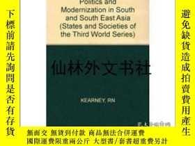 二手書博民逛書店【罕見】Politics and Modernization i