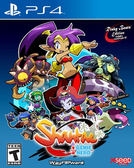 PS4 桑塔:半精靈英雄(美版代購)
