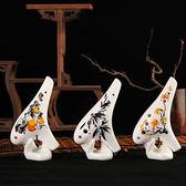 12孔陶笛成人初學者兒童小學生易入門中音ac調桃笛陶瓷樂器