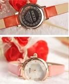 店長推薦 手錶女韓版復古學生簡約表小表盤防水皮帶石英女表