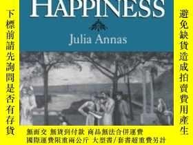 二手書博民逛書店The罕見Morality Of HappinessY364682 Julia Annas Oup Usa