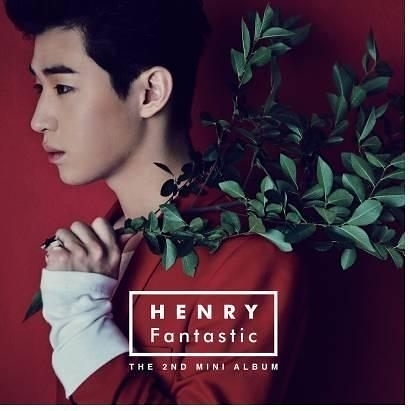 HENRY Fantastic 第二張迷你專輯 台壓版 CD(購潮8)